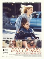 Affiche du film Don't Worry, He Won't Get Far On Foot
