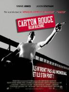 Affiche du film Carton rouge - Mean machine