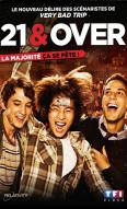Affiche du film 21 and Over