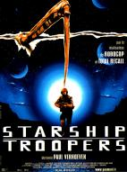 Affiche du film Starship Troopers