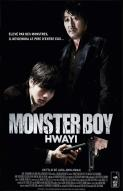 Affiche du film Hwayi : A Monster Boy