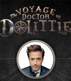 Affiche du film The Voyage of Doctor Dolittle