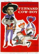 Affiche du film Fernand cow-boy