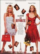 Affiche du film Le Divorce