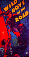 Affiche du film Wild Boys of the Road