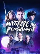 Affiche du film Massacre au pensionnat