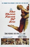 Affiche du film Three Faces of Eve (The)