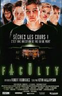 Affiche du film The Faculty