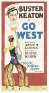 Affiche du film Go West