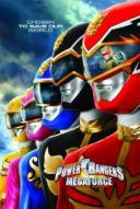 Affiche du film Power Rangers Mega Force  (Série)