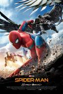 Affiche du film Spider-Man : Homecoming