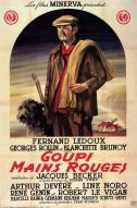 Affiche du film Goupi mains rouges