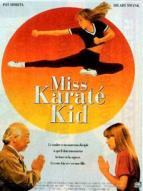 Affiche du film Miss Karaté Kid
