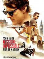 Affiche du film Mission : Impossible - Rogue Nation