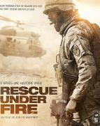 Affiche du film Rescue under fire