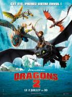 Affiche du film Dragons 2