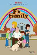Affiche du film F is for Family (Série)