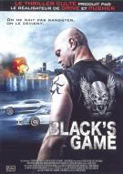Affiche du film Black's Game