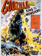 Affiche du film Godzilla, King of the Monsters!