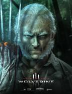 Affiche du film Wolverine 3 : Old Man Logan