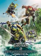 Affiche du film Ninja Turtles 2
