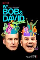 Affiche du film With Bob and David (Série)