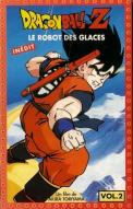 Affiche du film Dragon Ball Z : Le Robot des glaces