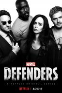 Affiche du film Marvel's The Defenders (Série)