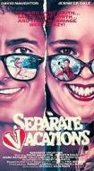 Affiche du film Separate Vacations