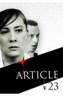 Affiche du film Article 23