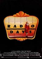 Affiche du film Radio days