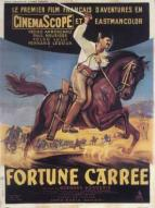 Affiche du film Fortune carrée