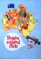 Affiche du film They're a Weird Mob