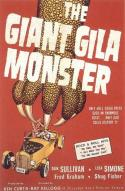 Affiche du film The Giant Gila Monster