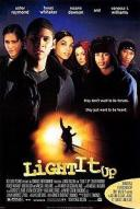 Affiche du film Light It Up