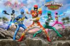 Affiche du film Power Rangers Dino Super Charge (Série)