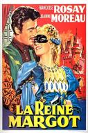 Affiche du film Reine Margot (La)