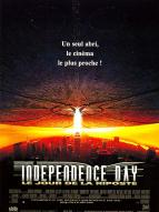 Affiche du film Independence Day