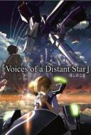 Affiche du film The Voices of a Distant Star