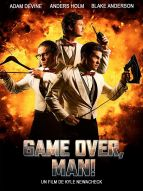 Affiche du film Game Over, Man!