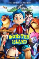 Affiche du film Monster Island