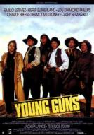 Affiche du film Young guns