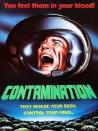 Affiche du film Contamination