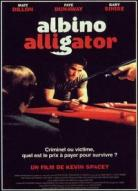 Affiche du film Albino Alligator