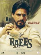 Affiche du film Raees