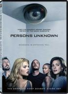 Affiche du film Persons Unknown  (Série)