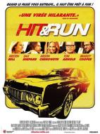 Affiche du film Hit & run