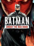 Affiche du film Batman et Red Hood : sous le masque rouge