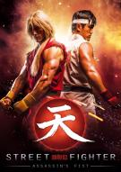 Affiche du film Street Fighter: Assassin's Fist