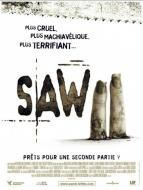 Affiche du film Saw II